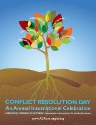 Journée Internationale pour la Résolution des Conflits