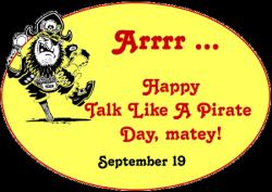 Journée Internationale du Parler Pirate