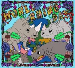 Journée mondial du rhinocéros