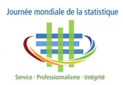 Journée mondiale de la statistique