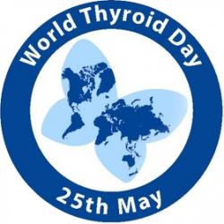 Journée mondiale de la thyroïde