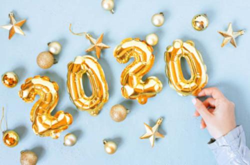 Journée mondiale vous souhaite une bonne année 2020