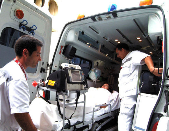 Journée nationale des ambulanciers