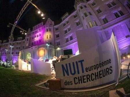Nuit européenne des chercheurs