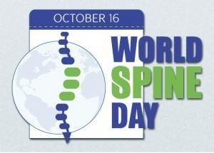 Journée mondiale de la colonne vertébrale
