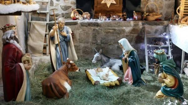 c'est pas une raison pour ne pas souhaiter un Joyeux Noël !