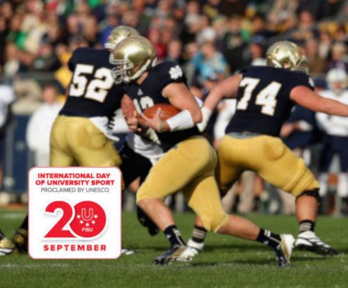 Journée internationale du sport universitaire