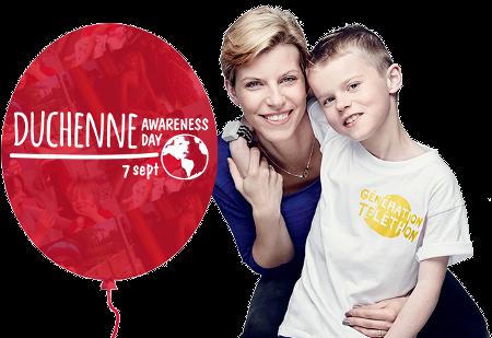 Journée mondiale de la myopathie de Duchenne