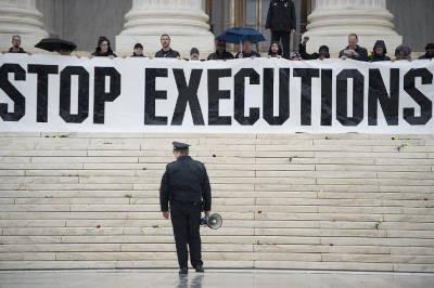 Journée Mondiale contre la peine de mort