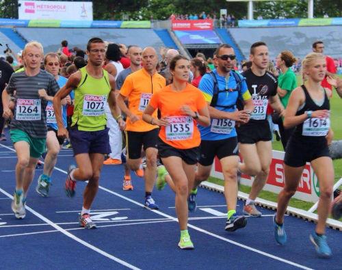 Journée mondiale de la course à pieds