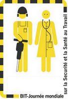 Journée Mondiale sur la sécurité et la santé au travail