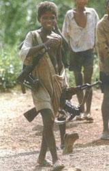 Journée Internationale des enfants soldats