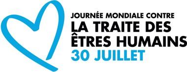 Journée mondiale de la dignité des victimes de la traite d'êtres humains