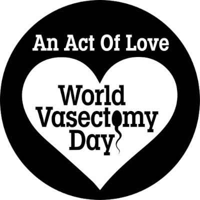 Journée mondiale de la vasectomie