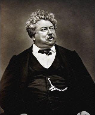 Alexandre Dumas est né il y à 212 ans !