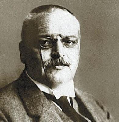 Alois Alzheimer est né il y a exactement 99 ans...