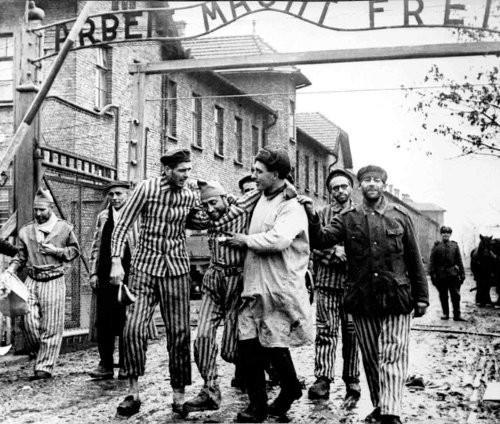 Il y a 70 ans, c'était la libération du camp d'Auschwitz