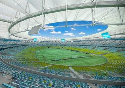 Le 12 juin 2014, c'est la cérémonies d'ouverture de la coupe du monde de Football