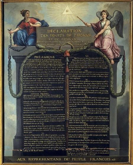 Il y a 225 ans, la Déclaration des Droits de l'Homme et du Citoyen
