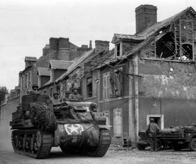 Il y a 70 ans, c'était le D-Day, le jour du débarquement allié en Normandie