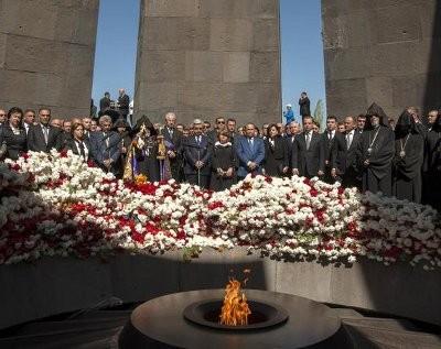 Il y a 100 ans, le génocide des Arméniens