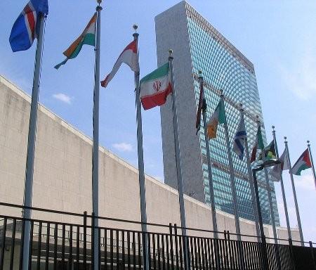 Le 20 septembre 1960, l'ONU accueille de nouveaux pays