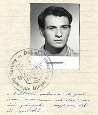 16 janvier 1969, Ian Pallach s'immole par le feu à Prague