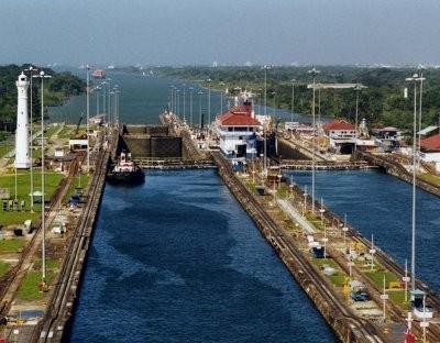 Il y a 100 ans tout juste, un premier cargo traversait le canal de Panama