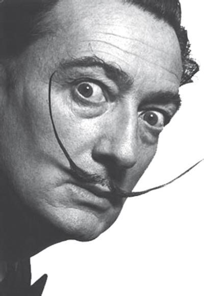 Le 23 janvier 1989, c'était le décès de Salvador Dali
