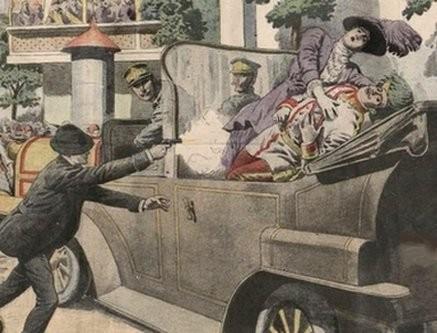 Il y a 100 ans, l'archiduc François-Ferdinand était assassiné à Sarajevo