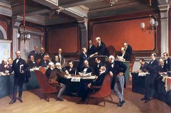 Il y a 150 ans, signature de la convention de Genève