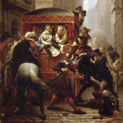 c'est l'anniversaire de l'assassinat d'Henri IV