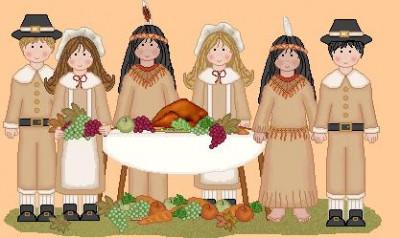 Mais on se prépare à célébrer Thanksgiving. Et demain, c'est le Black Friday....