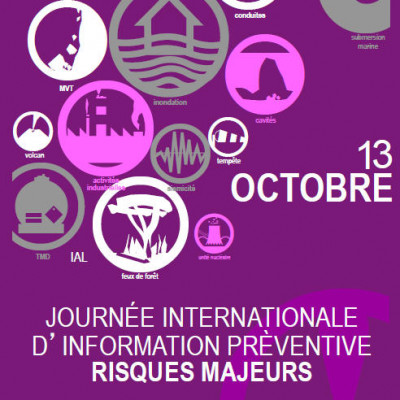 Journée Internationale de la prévention des catastrophes naturelles
