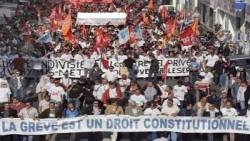 Journée mondiale d'action en faveur du droit de grève