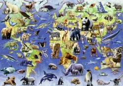 Journée mondiale des éspèces menacées