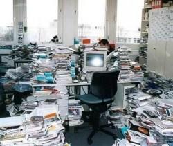 Journée mondiale du rangement de bureaux