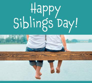 Journée internationale des frères et sœurs