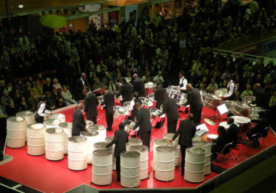 Journée mondiale du Steel Pan
