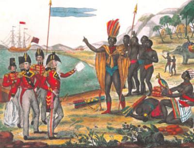 Journée Internationale du souvenir de la traite negrière et de son abolition